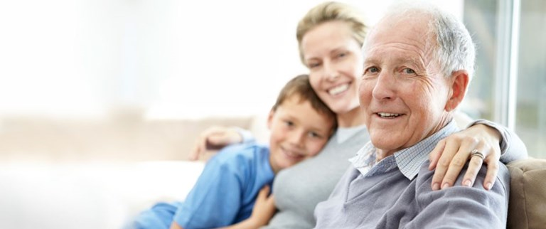 Family support is essential to fight the prejudices associated with aging